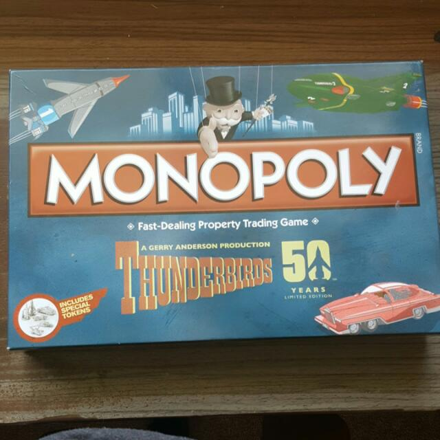 Monoply Board Game