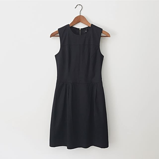 New Navy Cue Dress