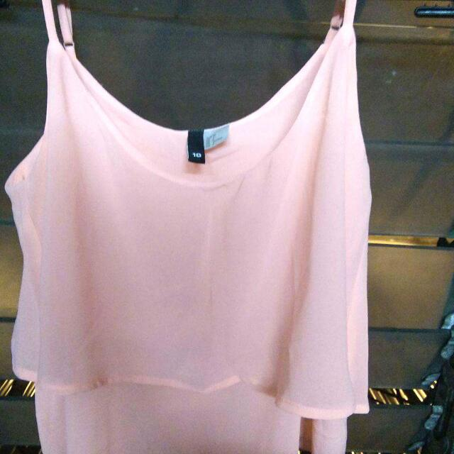 Neon Top From H&M