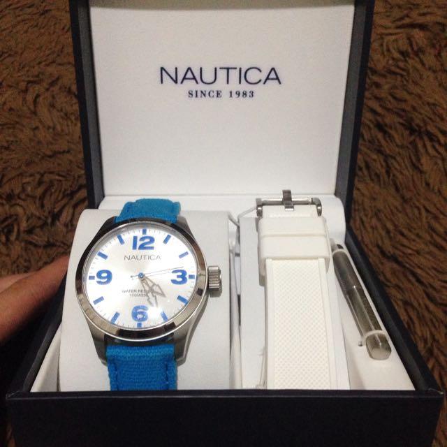 (NEW) Nautica Unisex Watch