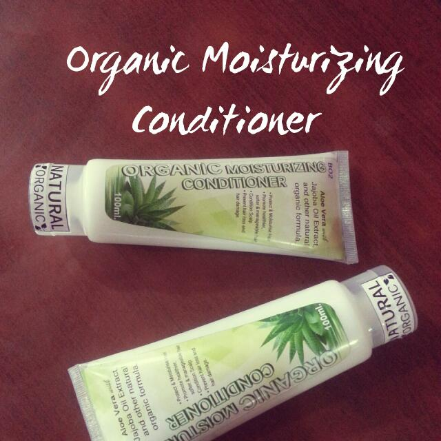 Organic Moisturizing  Hair Conditioner
