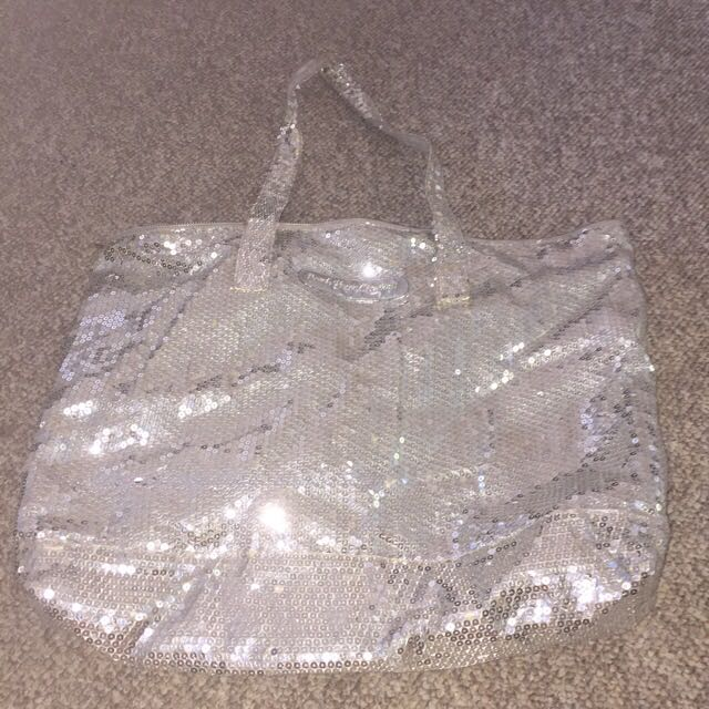 Over Sized Sparkly Bag