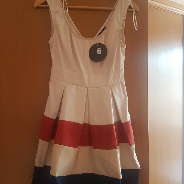 Paradisco Dress Size 8