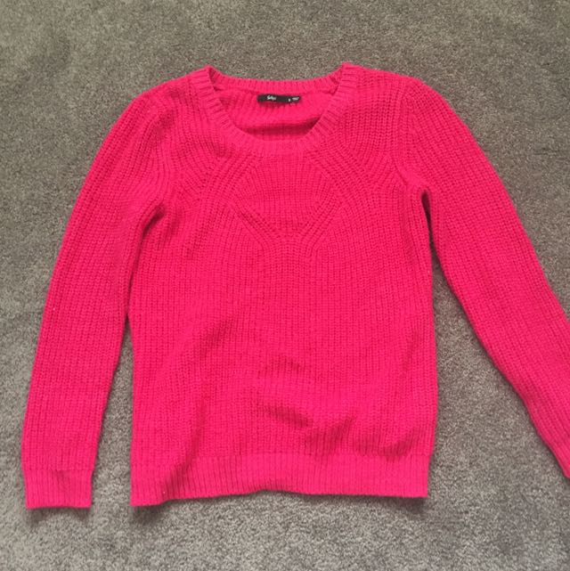 Pink Sweater (small)