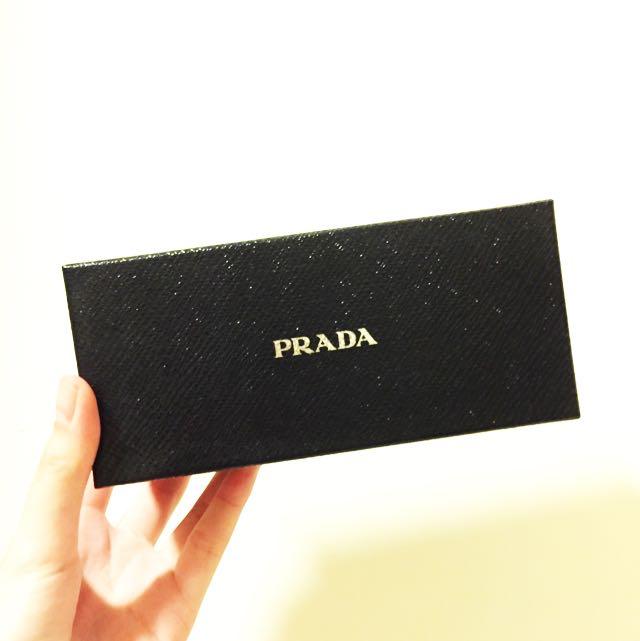 Prada 紙盒