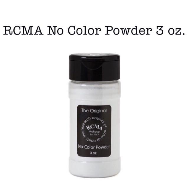🎈🇺🇸美國RCMA蜜粉 no color powder 3 oz.正裝