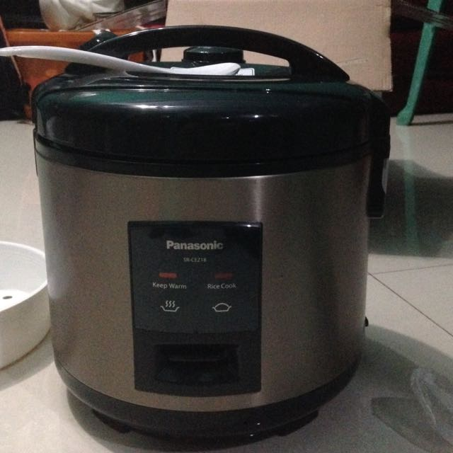 Riceceooker Panasonic