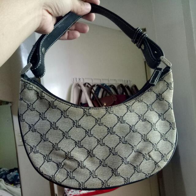 524447e9f Authentic RL Small Bag, Preloved Women's Fashion, Bags & Wallets on ...