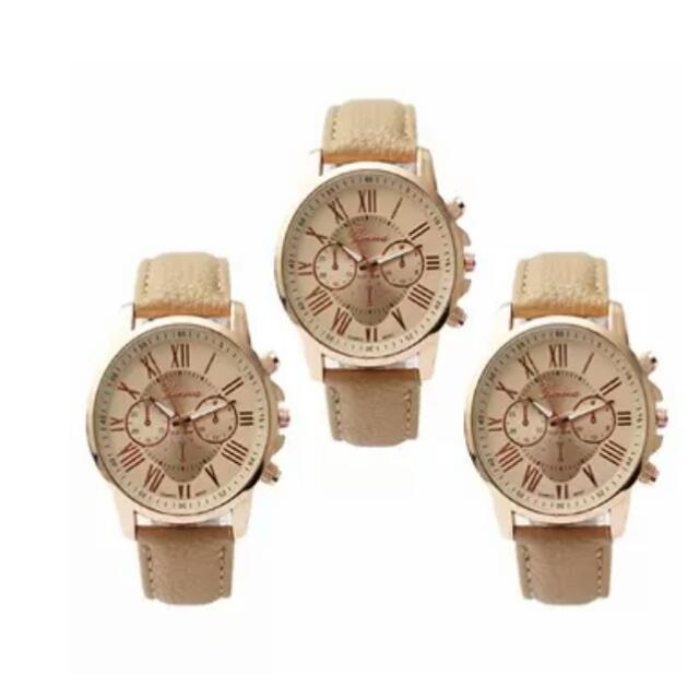 roman watch geneva 3set P650+freeshipping nation wide