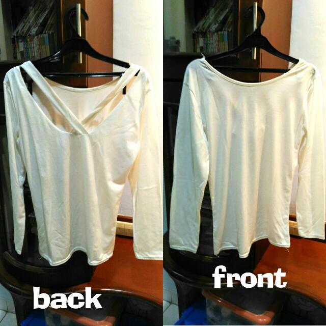 Sexy Back Shirt