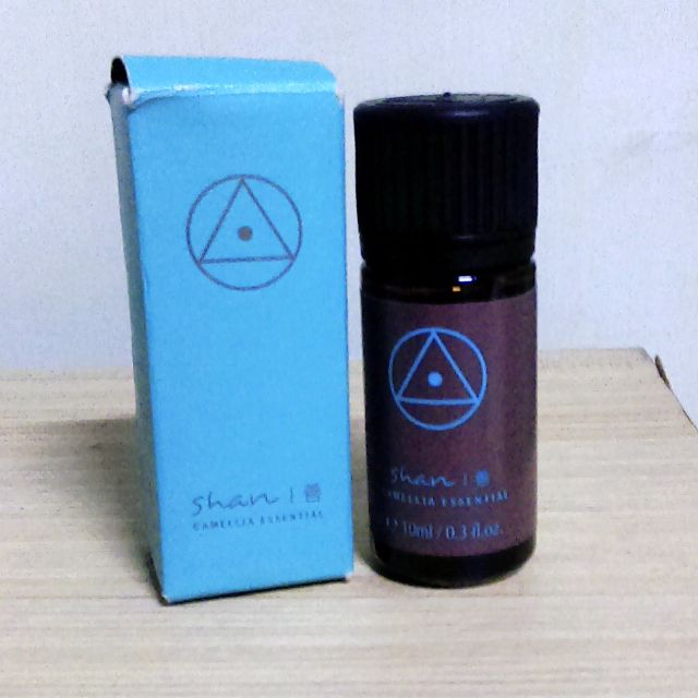 SHAN 茶花翠深層護髮油 (包包瓶) 10ml