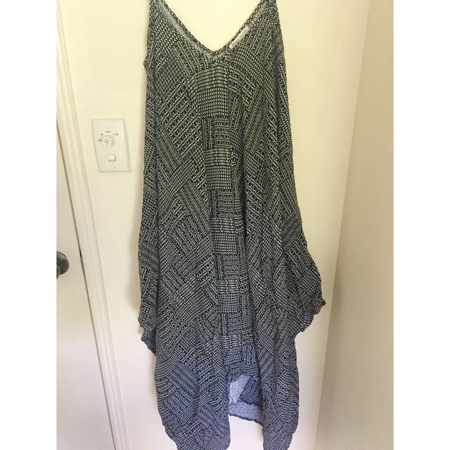 Size 10 Target Maxi Dress