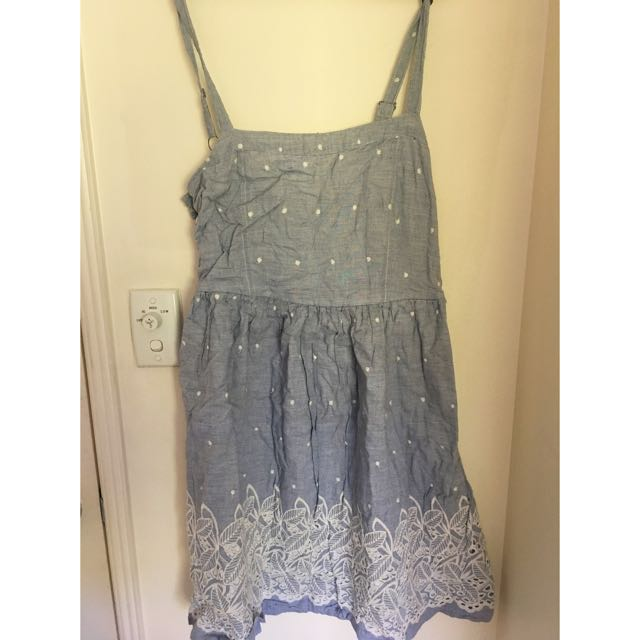 Size 14 Target Collection Grey Dress
