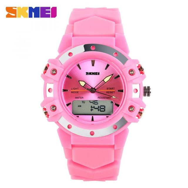 SKMEI S-Shock Sport Watch Water Resistant 50m - AD0821