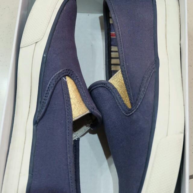 Sperry Top-Sider Slip On Size 6