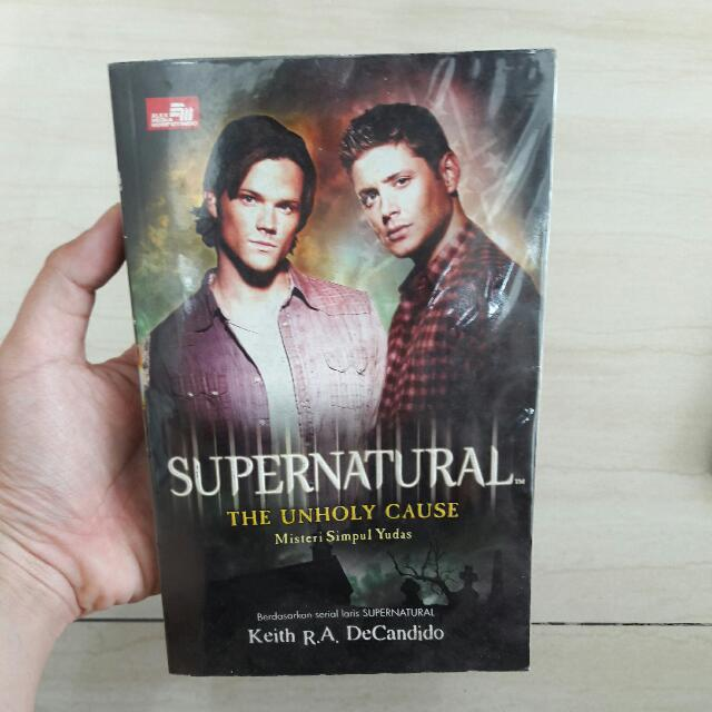 Supernatural - The Unholy Cause - Indonesian