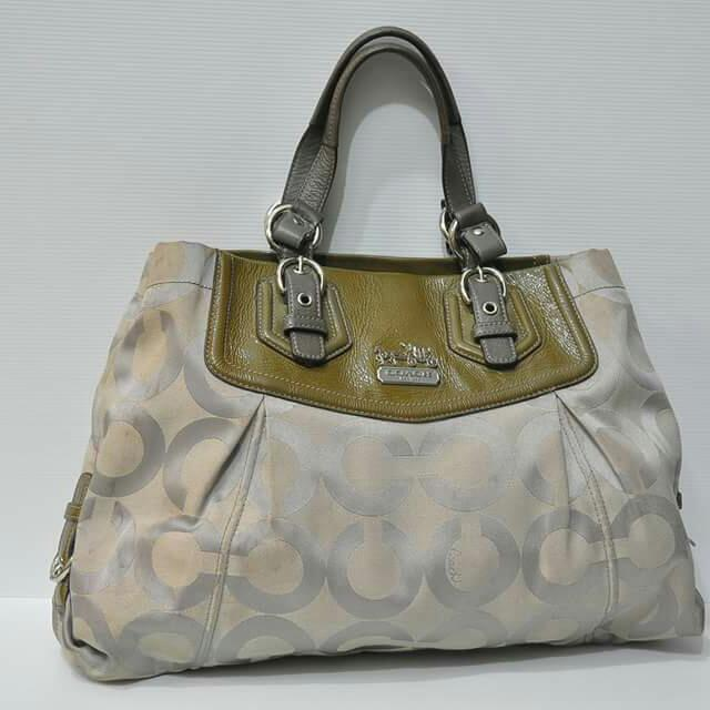Tas Coach Authentic