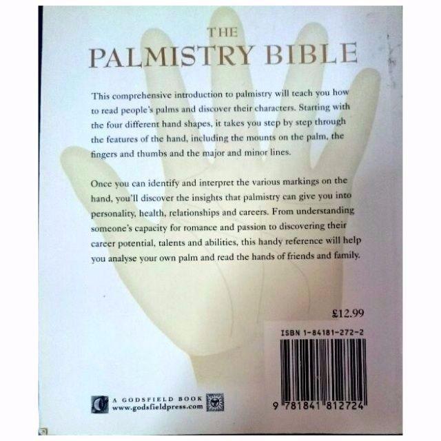 *The Palmistry Bible By Jane Struthers