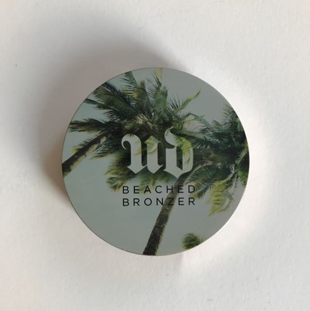 URBAN DECAY Beached Bronzer Shade Sun Kissed
