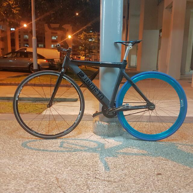 WTT/WTS 735 Leader X Undefeated Fixie, Bicycles & PMDs, Bicycles on ...