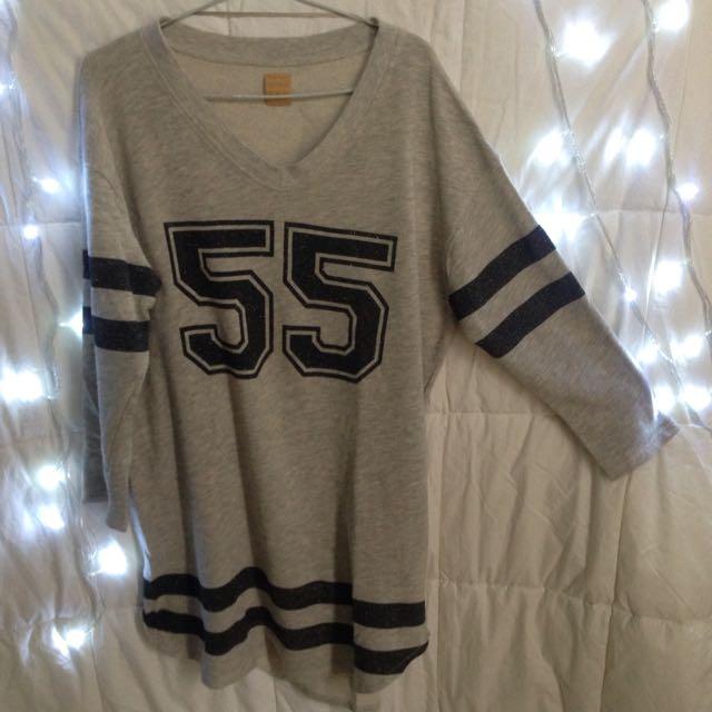 Zara 55 Long Sweater