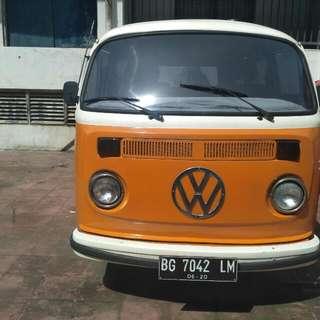 Mobil VW Tahun 75