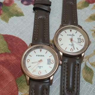 Replica Fossil Watches