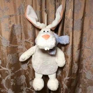 德國Nici保溫熱水袋可愛兔寶寶