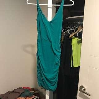 Kookai Dress Aqua