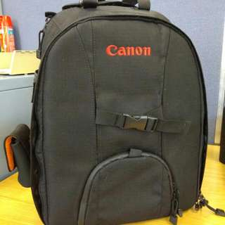 Canon DSLR Backpack (New Never Used)