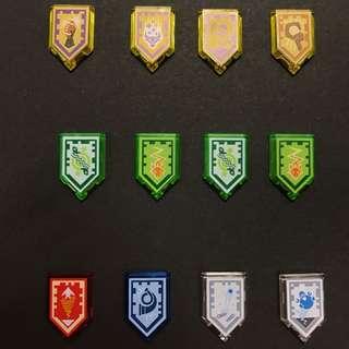 Nexo Knight Shields