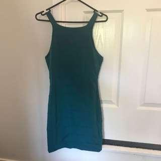 KOOKAI Blue Dress Size 2