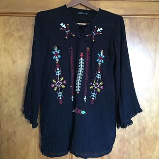 Native Long Sleeve Top