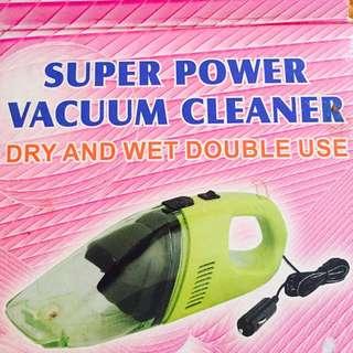 Vacuum Cleaner Dry & Wet