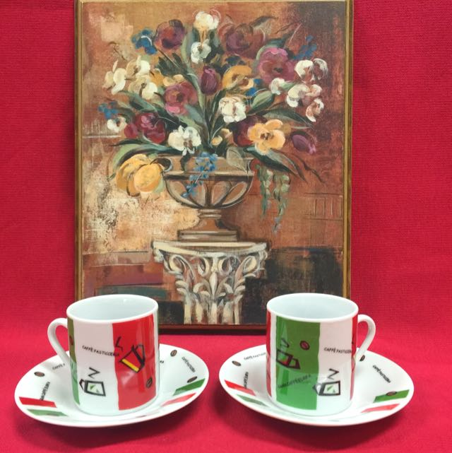 只要100💰🇭🇺匈牙利風🇭🇺 皇瓷 咖啡杯組 CAFE coffee GRAN CAFEE