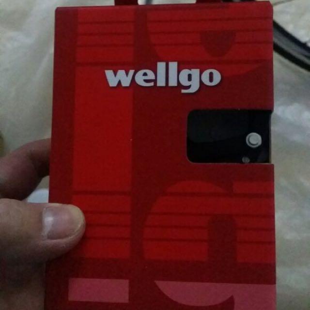 100%新未開盒Wellgo R146公路車 腳踏