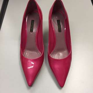 LOUIS VUITTON 60mm Shoes(搬屋清貨)