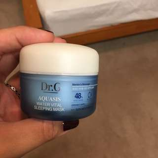 Dr G Aquasis Water Sleeping Mask