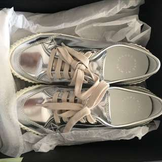 Marc By Marc Jacobs Metallic Runners