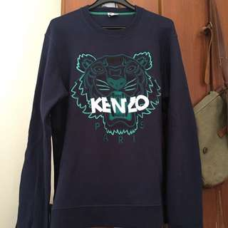 BN Kenzo Embroidered Tiger Pullover