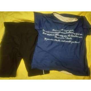 Baju Renang New With Tag