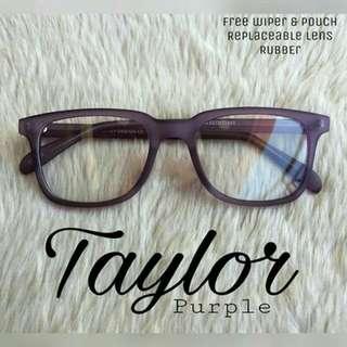 Taylor Specs