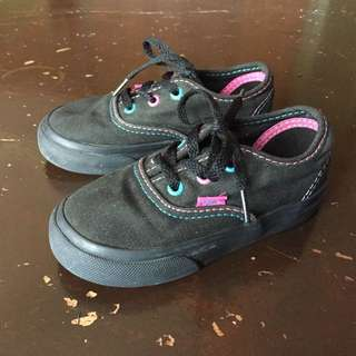Vans Authentic Toddler Us7