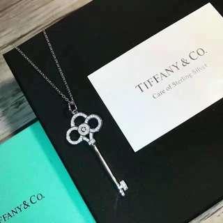 Tiffany&co 心冠鑰匙項鍊 生日 送禮 最佳首選