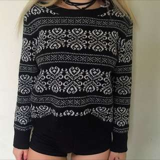 Small Knit Jumper