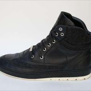 Men's Christian Dior High Top Sneaker