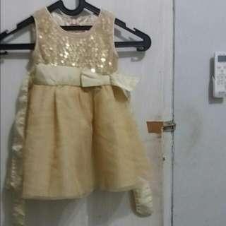 party dress (free ONGKIR)