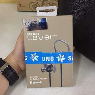 Samsung Level Active (Brandnew)