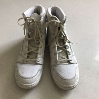 G Star Raw Hi TOP White