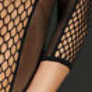 BNWT Fishnet Body Dress O/S